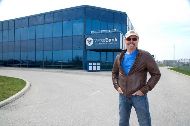 Canadian Financial Service Versabank Launches Digital Asset Vault