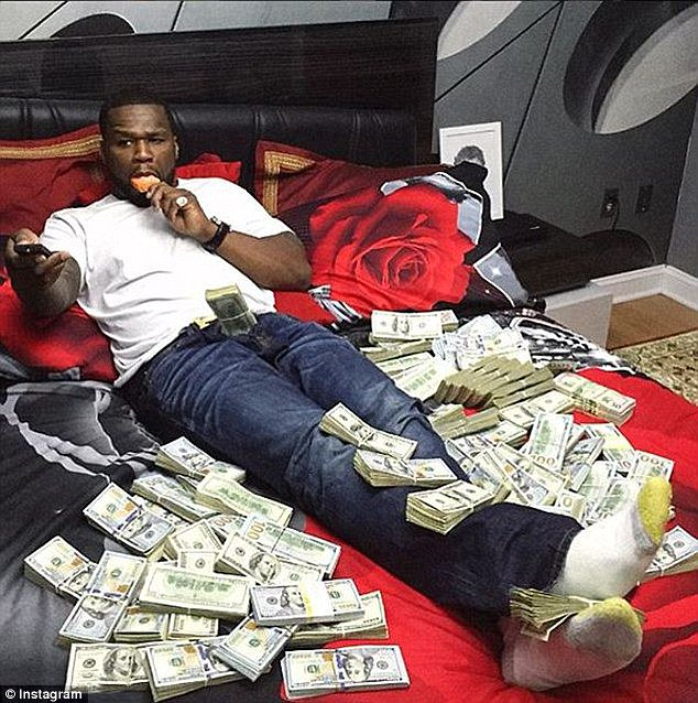 Rapper 50 Cent Has Millions in Bitcoin