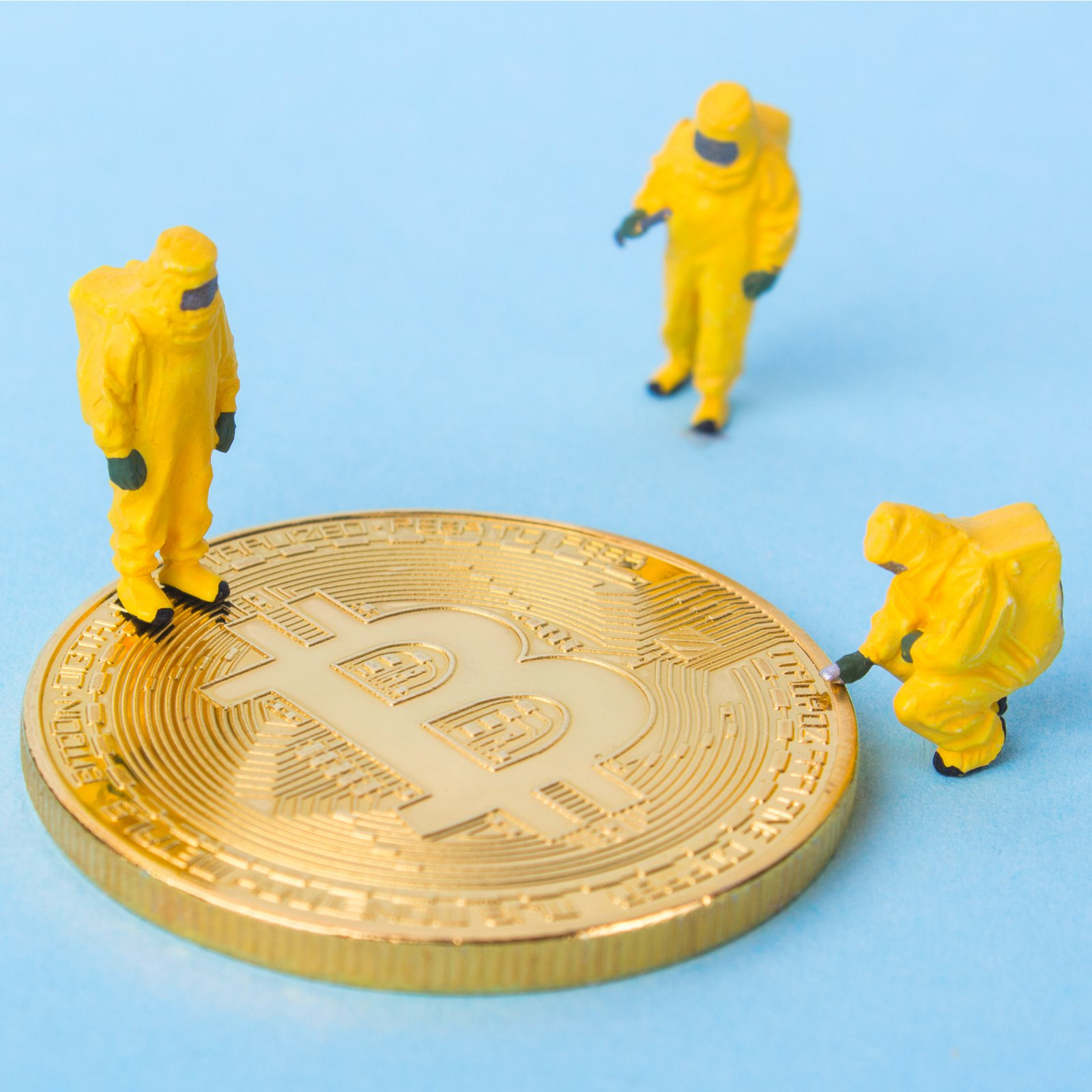 US Government Scientists Explain the Technology Behind Bitcoin to Companies