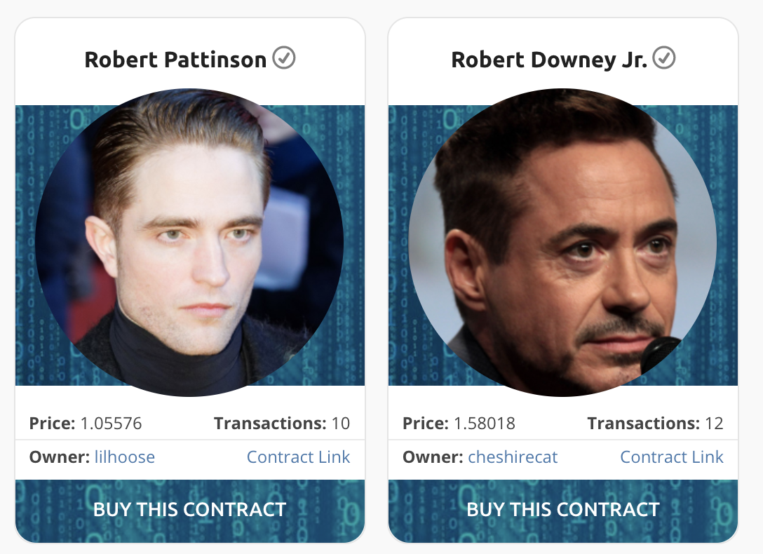People Are Paying Thousands of Dollars for Crypto Celebrities on the Blockchain