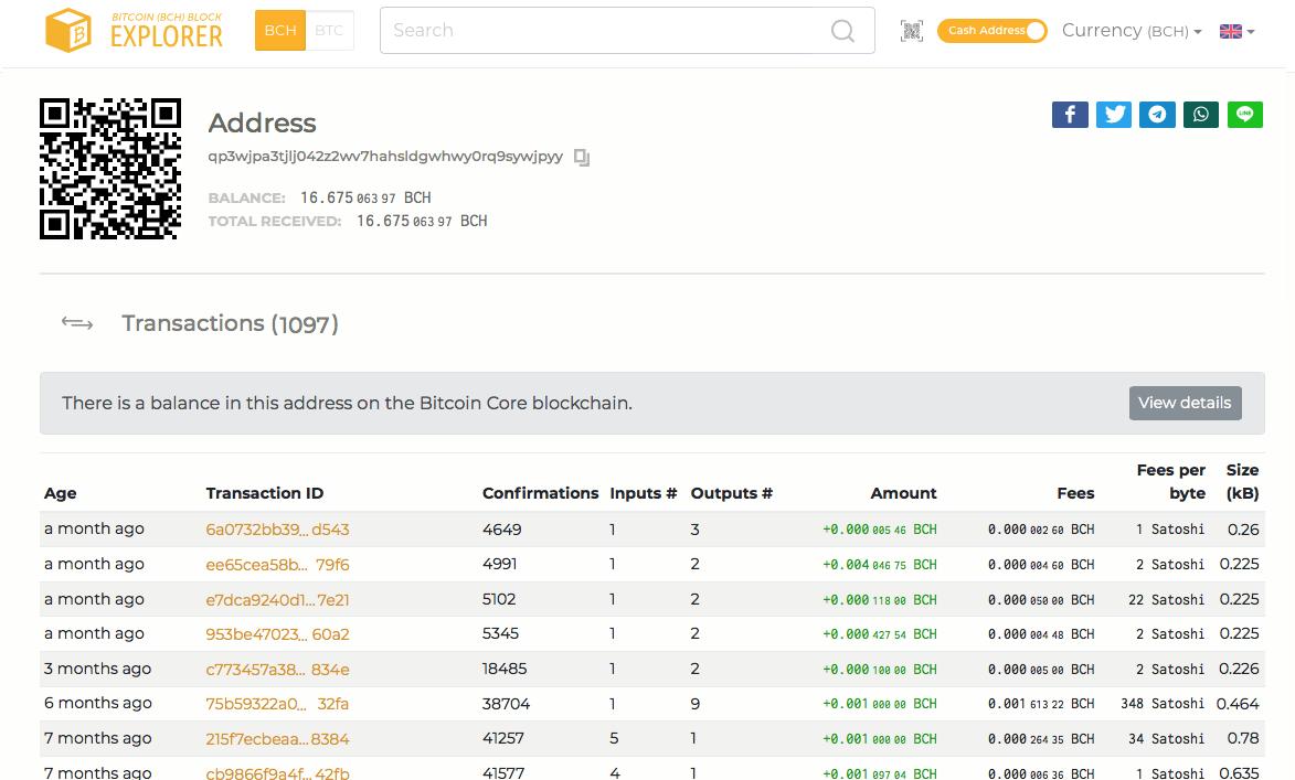 Search the Blockchain With Bitcoin.com's New Block Explorer