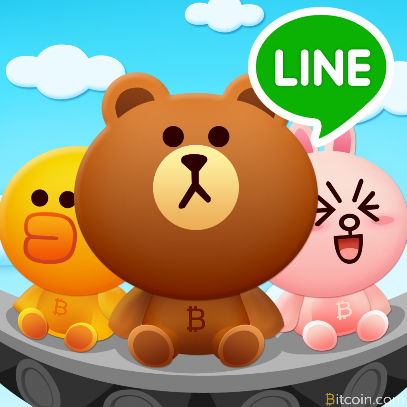 Japan's Most Popular Chat App Launching Cryptocurrency Exchange