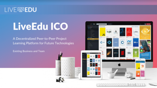 PR: YouTube For Professional Development LiveEdu ICO Reaches $7m in Less Than a Week! 10 Reasons to Participate in the Crowdsale - Bitcoin News