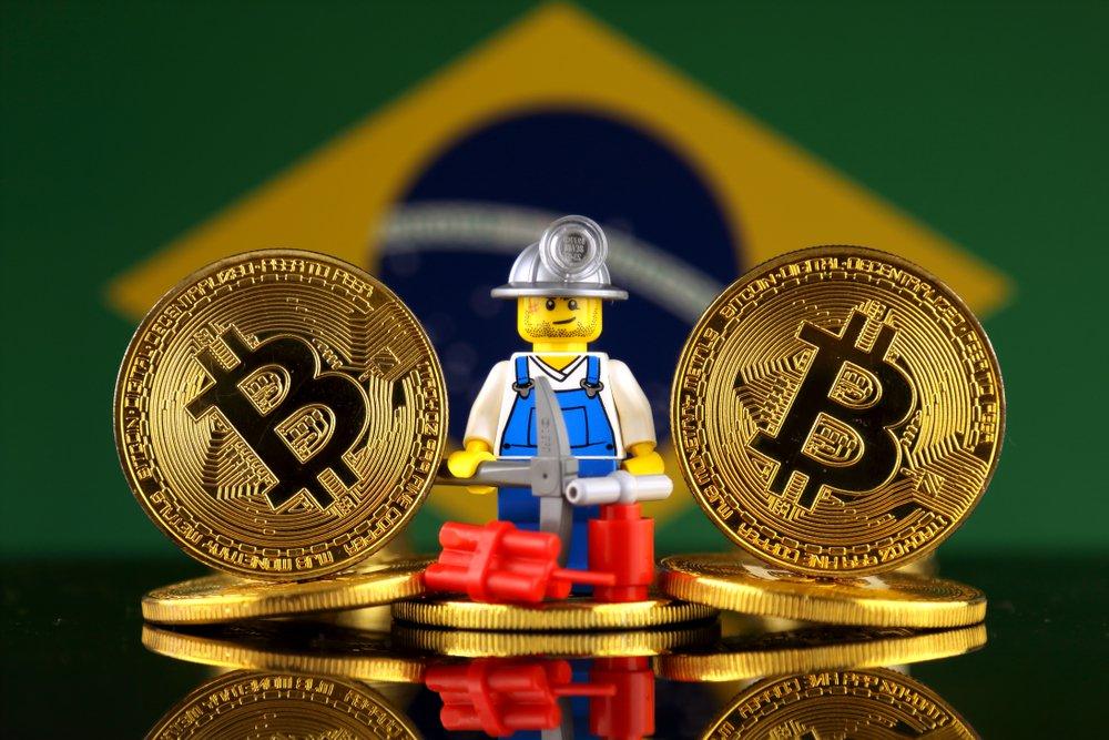 Brazilian Securities and Exchange Commission Suspends Mining Scheme