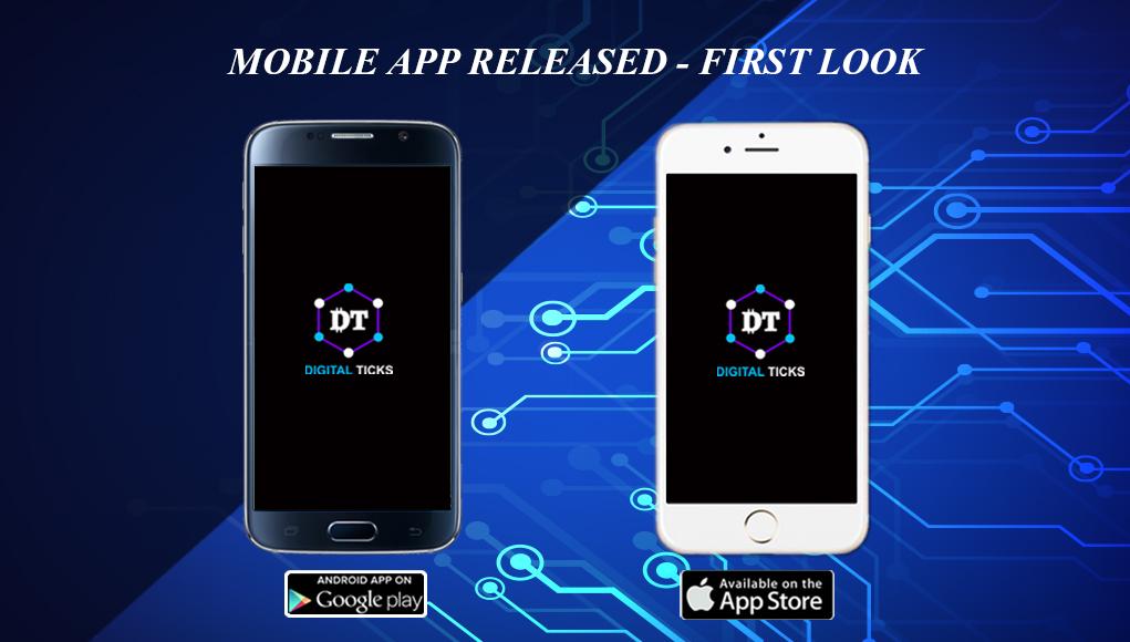 Digital Ticks Launches Mobile App