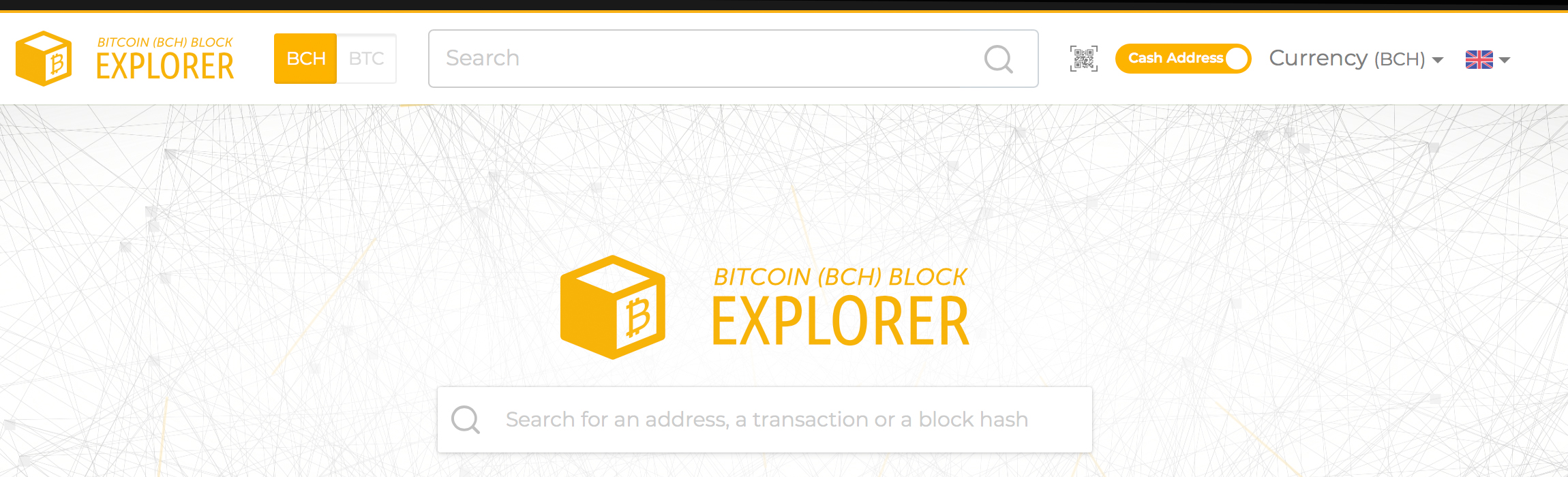The Bitcoin BCH Block Explorer Explodes With Blockchain Data