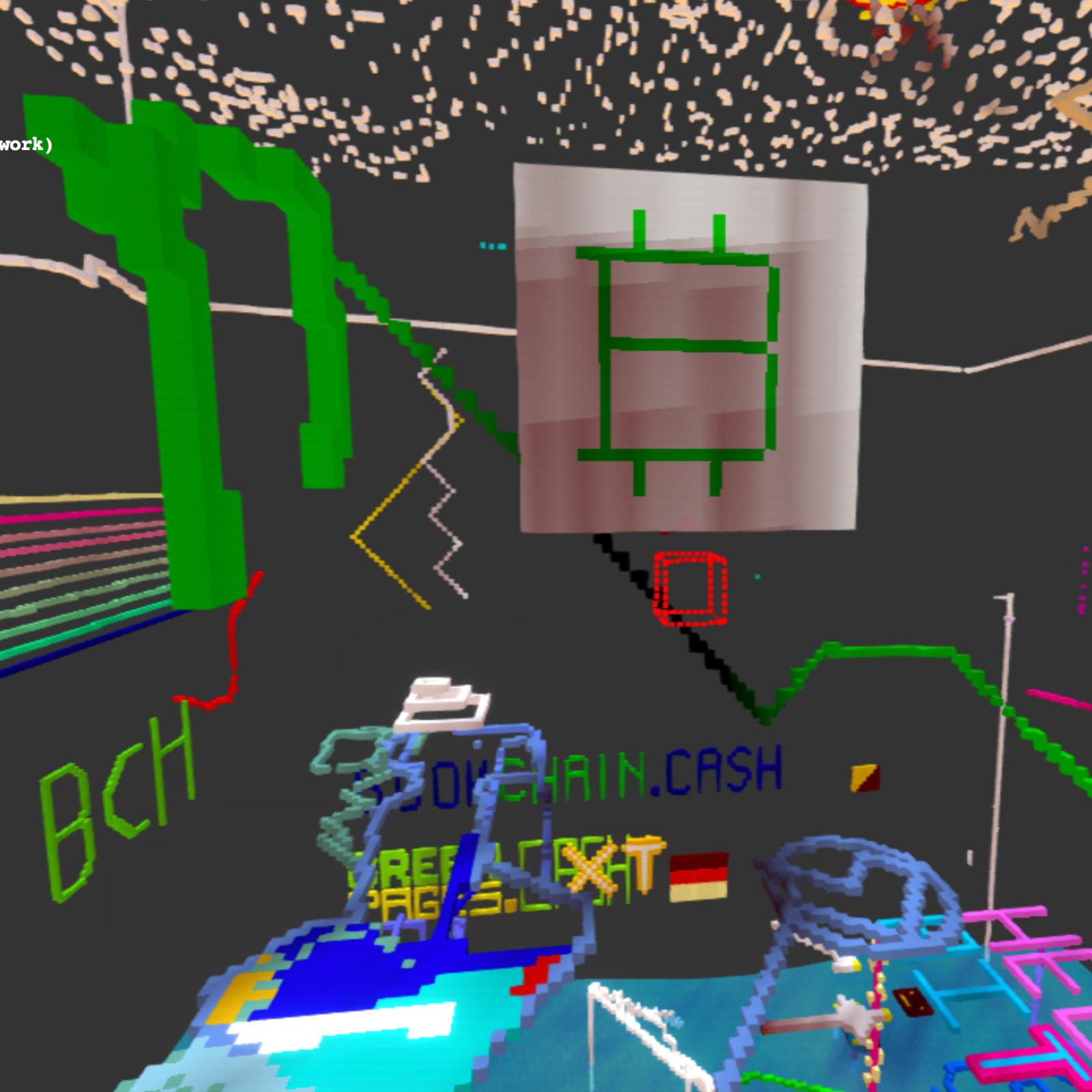 Minecraft-Like Platform Craft.cash Brings a 3D World to Bitcoin Cash