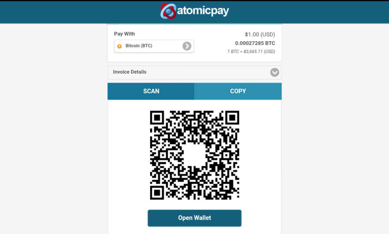 Thai Startup Atomicpay Launches Non-Custodial Crypto Payment Platform