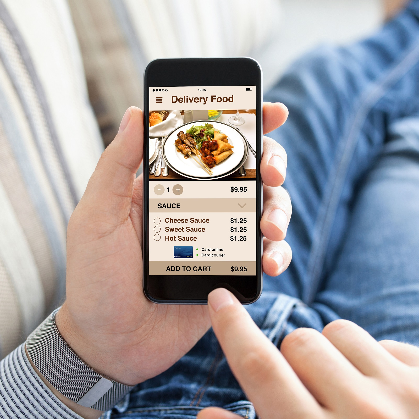 Food Delivery Sites That Will Take Your Digital Coins