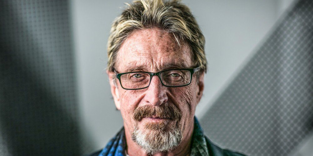 Presidential Candidate John McAfee Accused of Tax Fraud, Flees U.S.