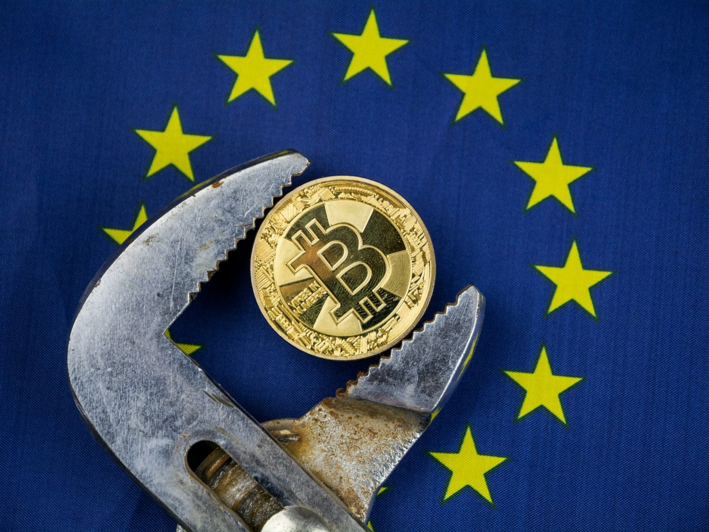Europe's Regulatory Head Seeks Further Control of Crypto Assets
