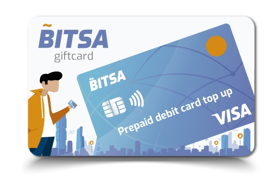 Bitsa is a Crypto Card Europeans Can Top Up With BCH