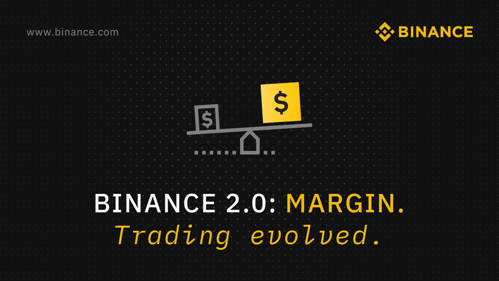 Binance Adds Margin as Exchange Competition Heats Up