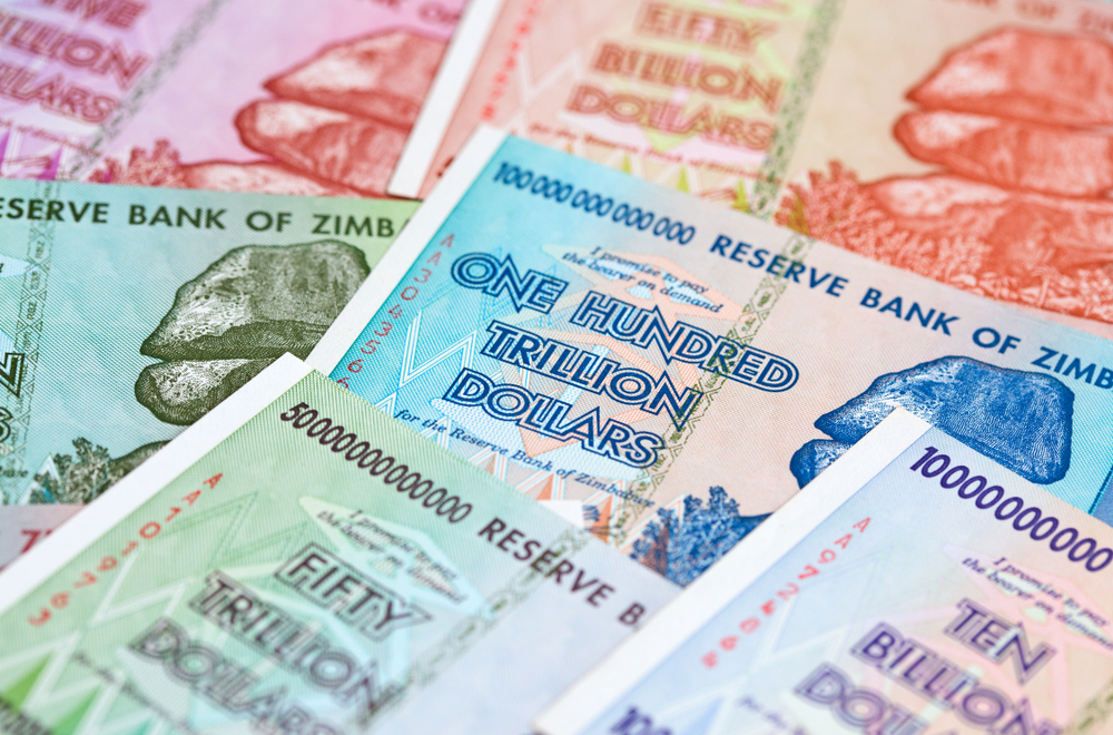 'Zimdollar' Reboot: Bitcoin Fills Liquidity Gaps as New Zimbabwe Currency Flounders