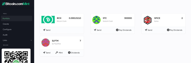 How to Create Custom SLP Tokens With the Bitcoin.com Mint