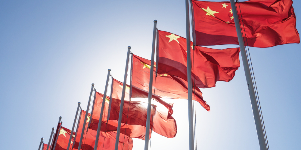 China Releases New Crypto Ranking — Tron Beats Ethereum
