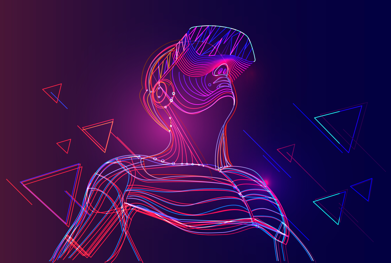 Crypto Embraces VR as Virtual Conferences Replace Physical Events