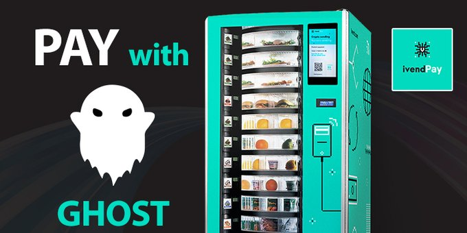 60 Hong Kong-Based Vending Machines Support McAfee's Ghost Token for Payments