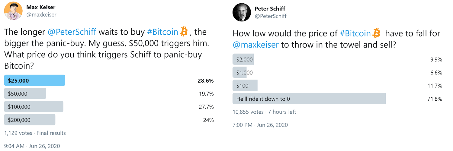 Jim Rogers, Mark Cuban Will 'Go All-In' on Bitcoin, Peter Schiff Will Panic-Buy at $50K — Max Keiser